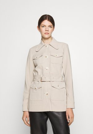 BELTED - Summer jacket - dune
