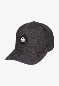 Quiksilver - Cap - dark grey heather - 0