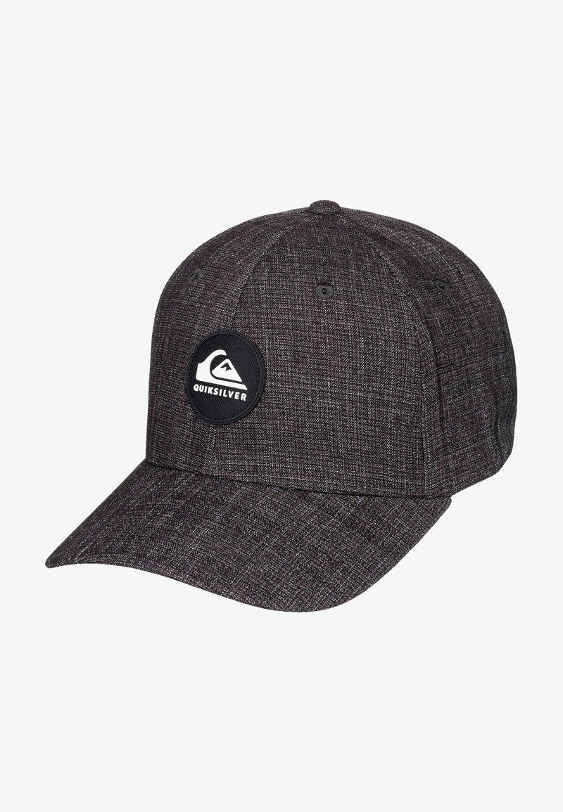 Quiksilver - Cap - dark grey heather