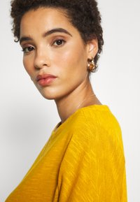 s.Oliver - Long sleeved top - yellow - 5