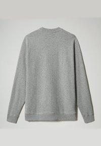 Napapijri - B-ICE CREW - Jumper - medium grey melange - 4