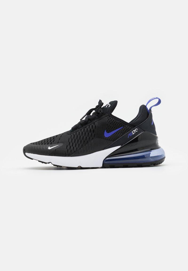 Nike Sportswear - NIKE AIR MAX 270 ESS - Tenisice - black/persian violet/white