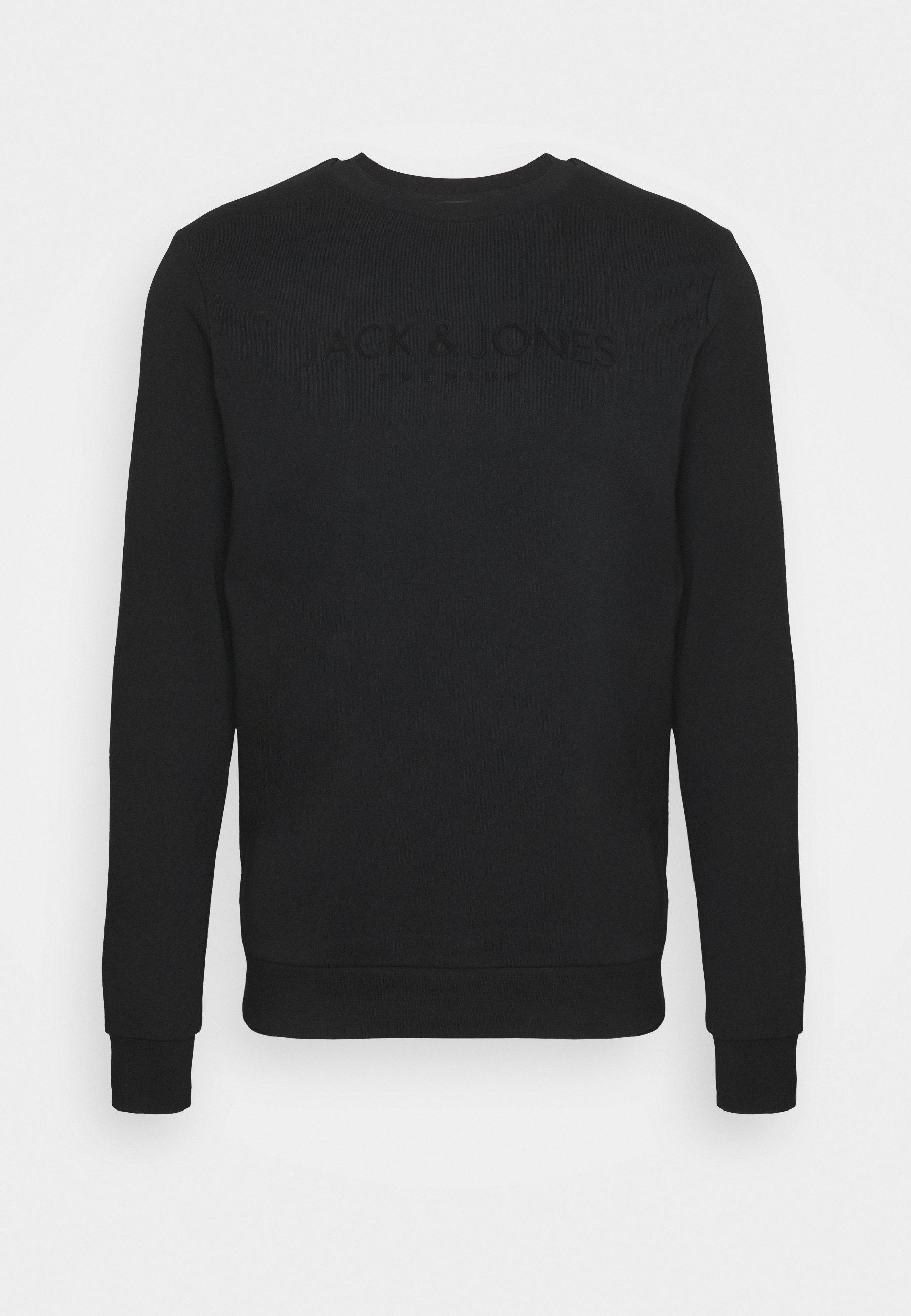 Men JPRBLAJAKE CREW NECK - Sweatshirt