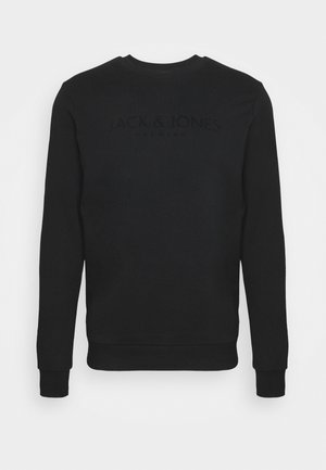 JPRBLAJAKE CREW NECK - Sweatshirt - black