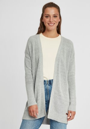 GISELE - Vest - light grey melange