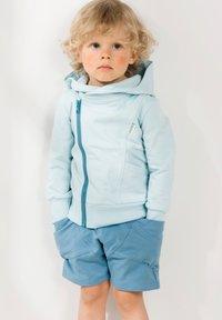 GUGGUU - COLLEGE - Shorts - blue - 0