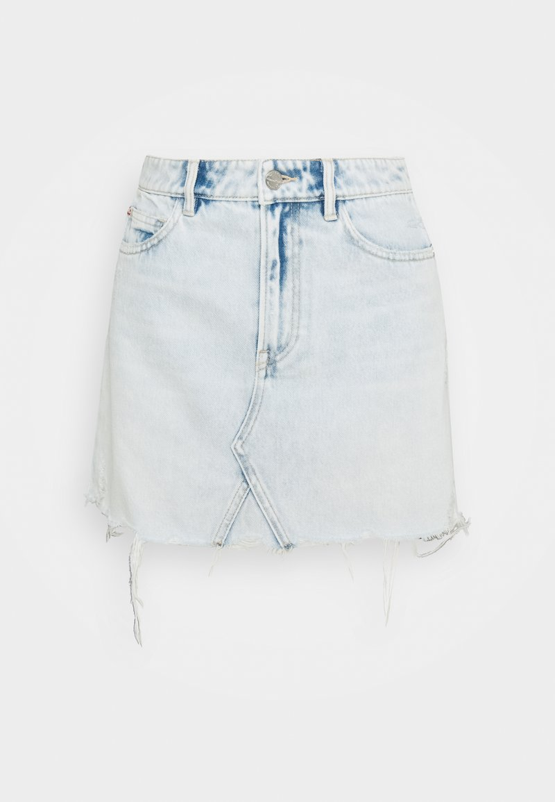 Miss Sixty - Mini skirt - light blue