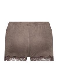 Hunkemöller - MIT SPITZE - Pyjama bottoms - brown - 4
