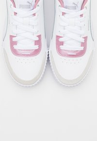 Puma - CARINA LIFT  - Sneakers laag - white - 5
