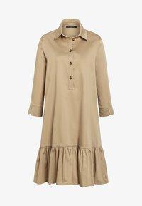 Ana Alcazar - Shirt dress - beige - 6