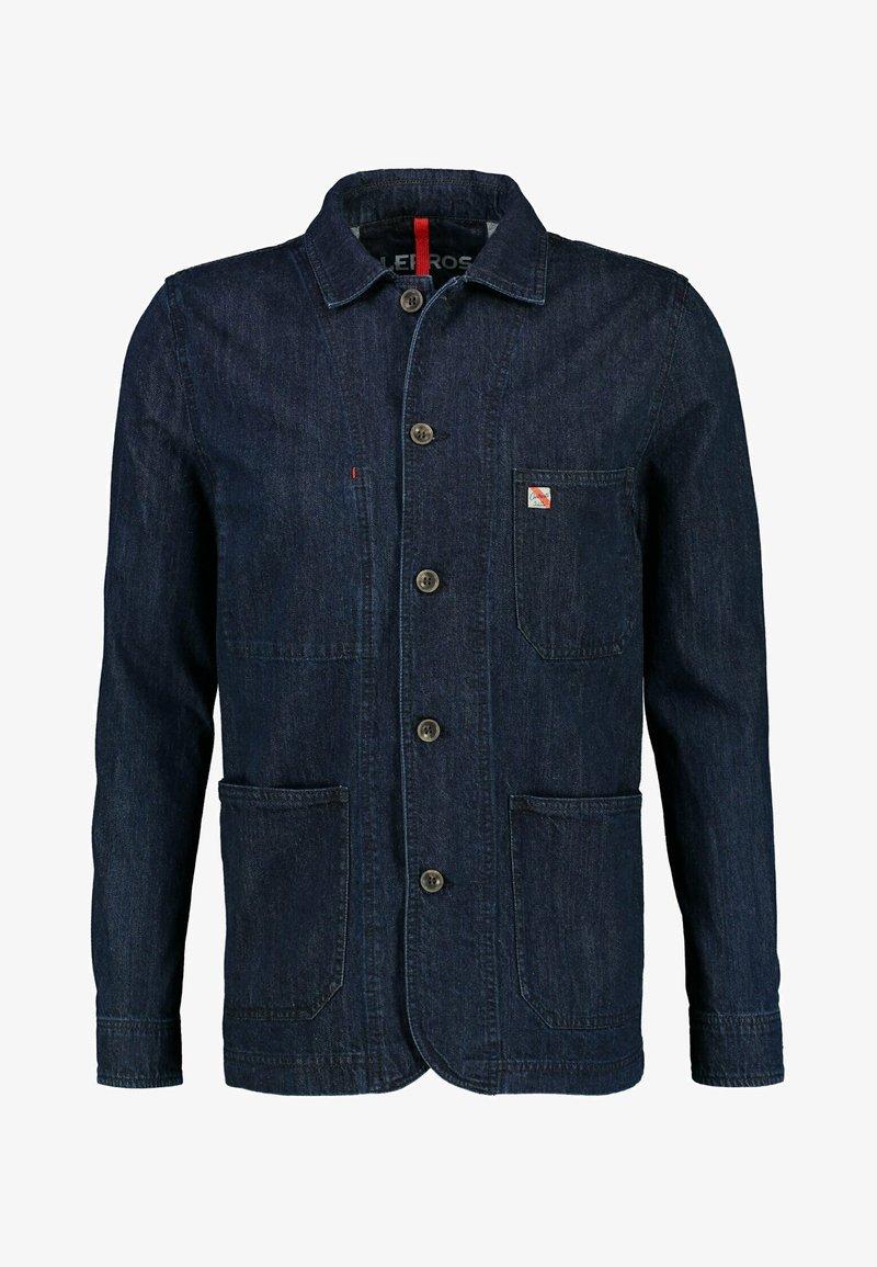 LERROS - Shirt - night blue