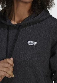 adidas Originals - Sweat à capuche - black melange - 4