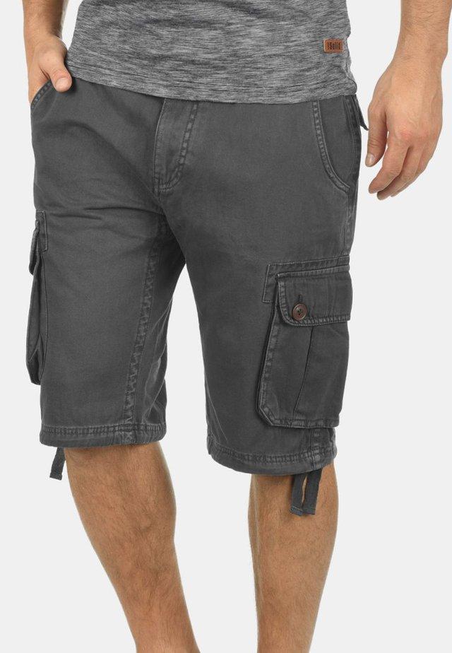 VIZELA - Shorts - dark grey