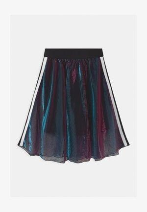 A-line skirt - meteorite