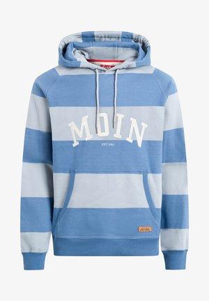 M FLASH - Hoodie - quarry bijou blue