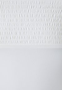 Pieces - PCGAYA SMOCK SWIMSUIT  - Swimsuit - cloud dancer - 7