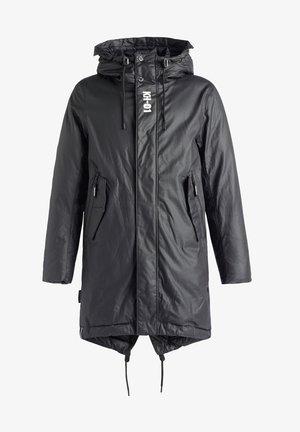 DEVIS - Winter coat - schwarz