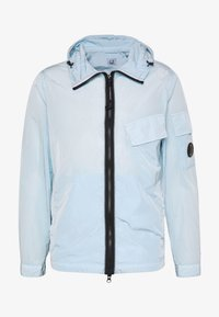 C.P. Company - OVERSHIRT - Summer jacket - light grey - 4