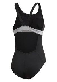 adidas Performance - ADIDAS SH3.RO 4HANNA SWIMSUIT - Swimsuit - black - 9