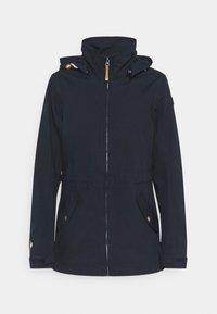 VALENCE - Waterproof jacket - dark blue