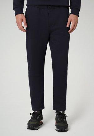 M-OODI - Spodnie materiałowe - blu marine