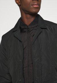 Teddy Smith - ROBIN - Veste légère - noir - 6
