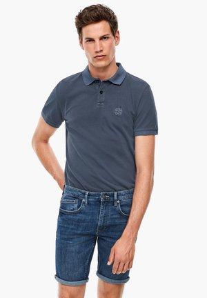 Jeans Shorts - dark blue stretche