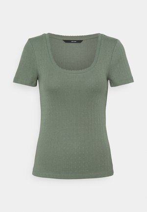 VMZOE TEE - Basic T-shirt - laurel wreath