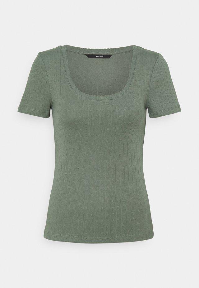 VMZOE TEE - T-shirt basic - laurel wreath