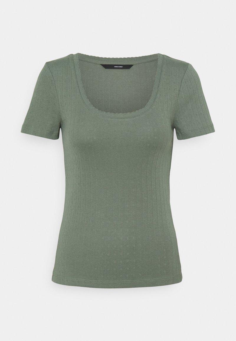 Vero Moda - VMZOE TEE - Basic T-shirt - laurel wreath