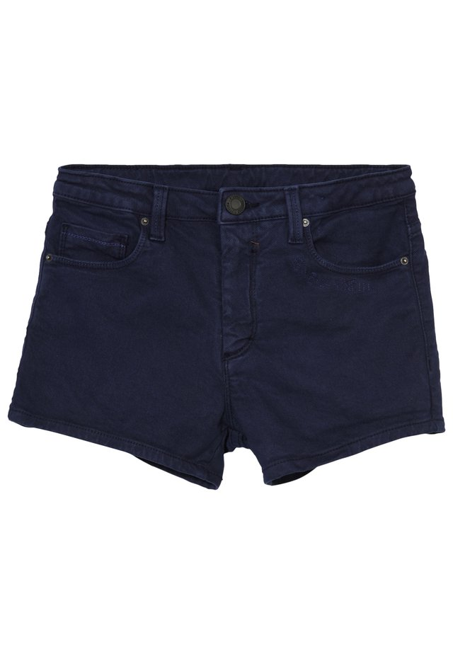 Jeans Shorts - blauw