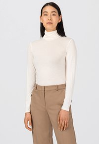 HALLHUBER - Long sleeved top - creme - 0