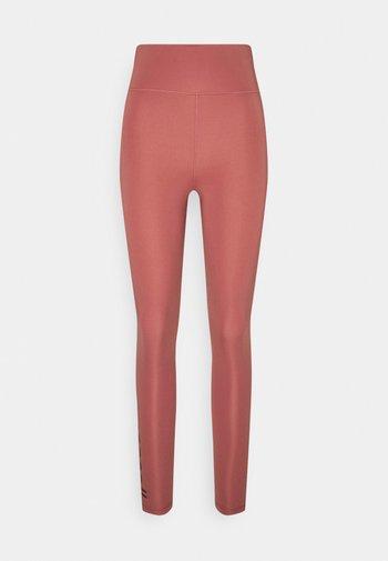 GRAPHIC SPORT  - Leggings - calming red