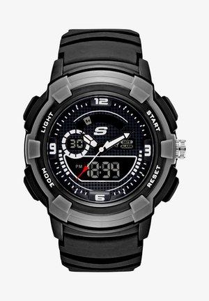 HIGHVIEW - Chronograph watch - black