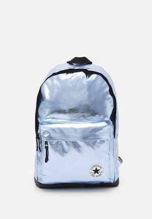 METALLICS DAYPACK UNISEX - Rucksack - light blue