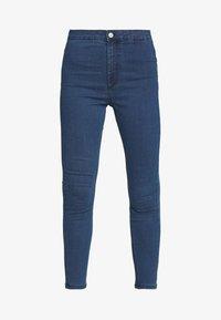 VMJOY MIX - Skinny džíny - medium blue denim