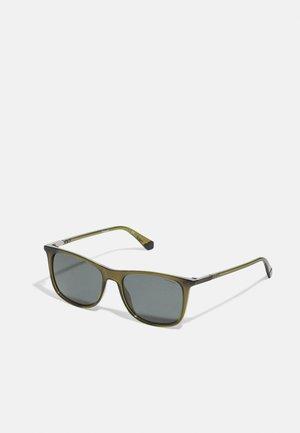 UNISEX - Sunglasses - olive