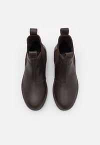 Oa non fashion - Platform ankle boots - ebano - 5