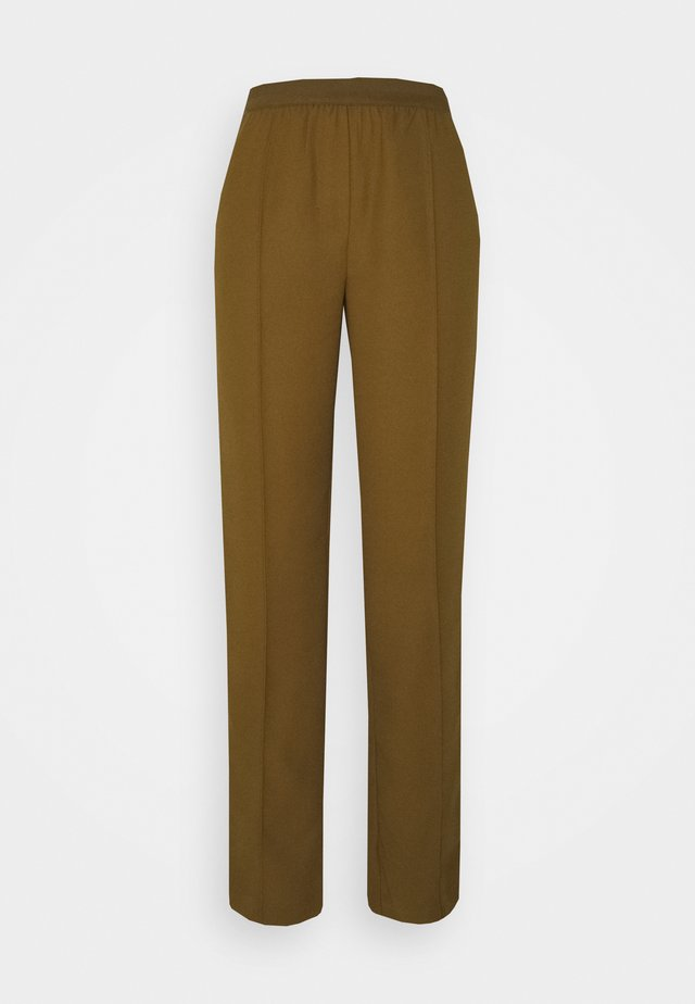 YASROSE PANT - Bukse - butternut