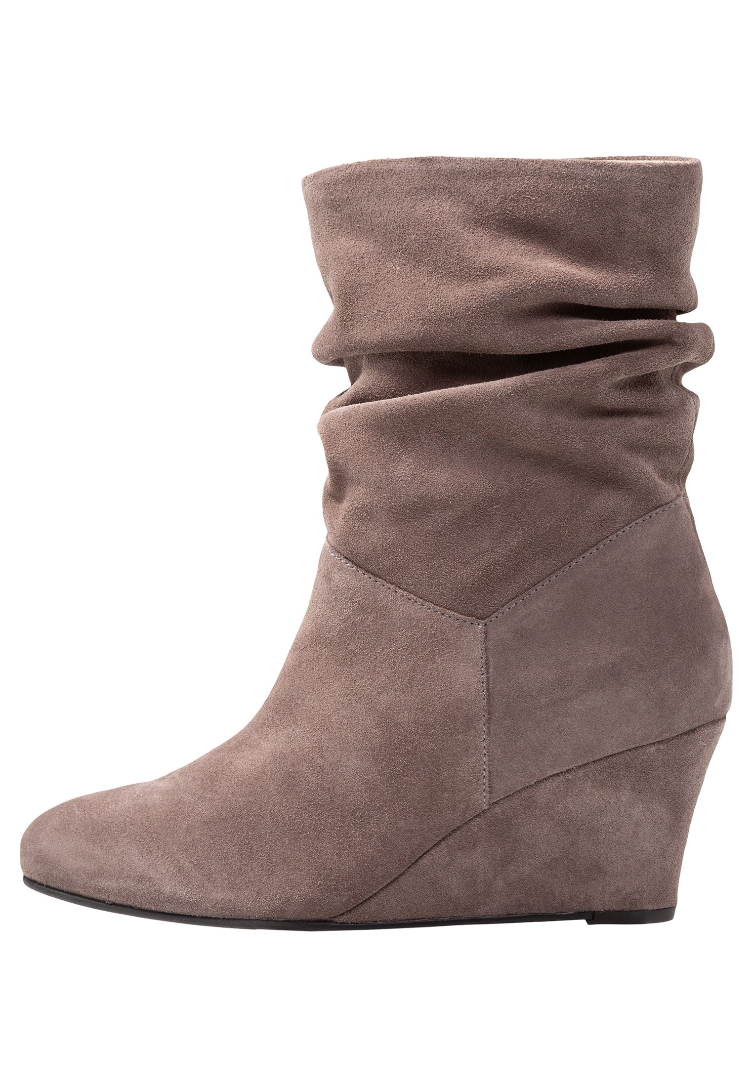 mint&berry Boots taupe Zalando.co.uk