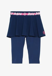 BIDI BADU - TAMEA TECH  - 3/4 sportovní kalhoty - dark blue - 3