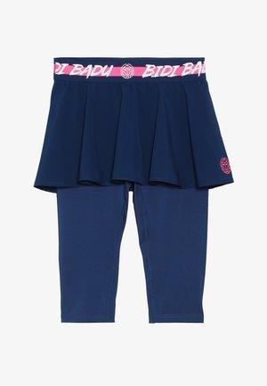 TAMEA TECH  - 3/4 sports trousers - dark blue