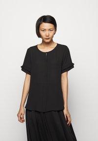 Bruuns Bazaar - CAMILLA SIKE  - Blouse - black - 0