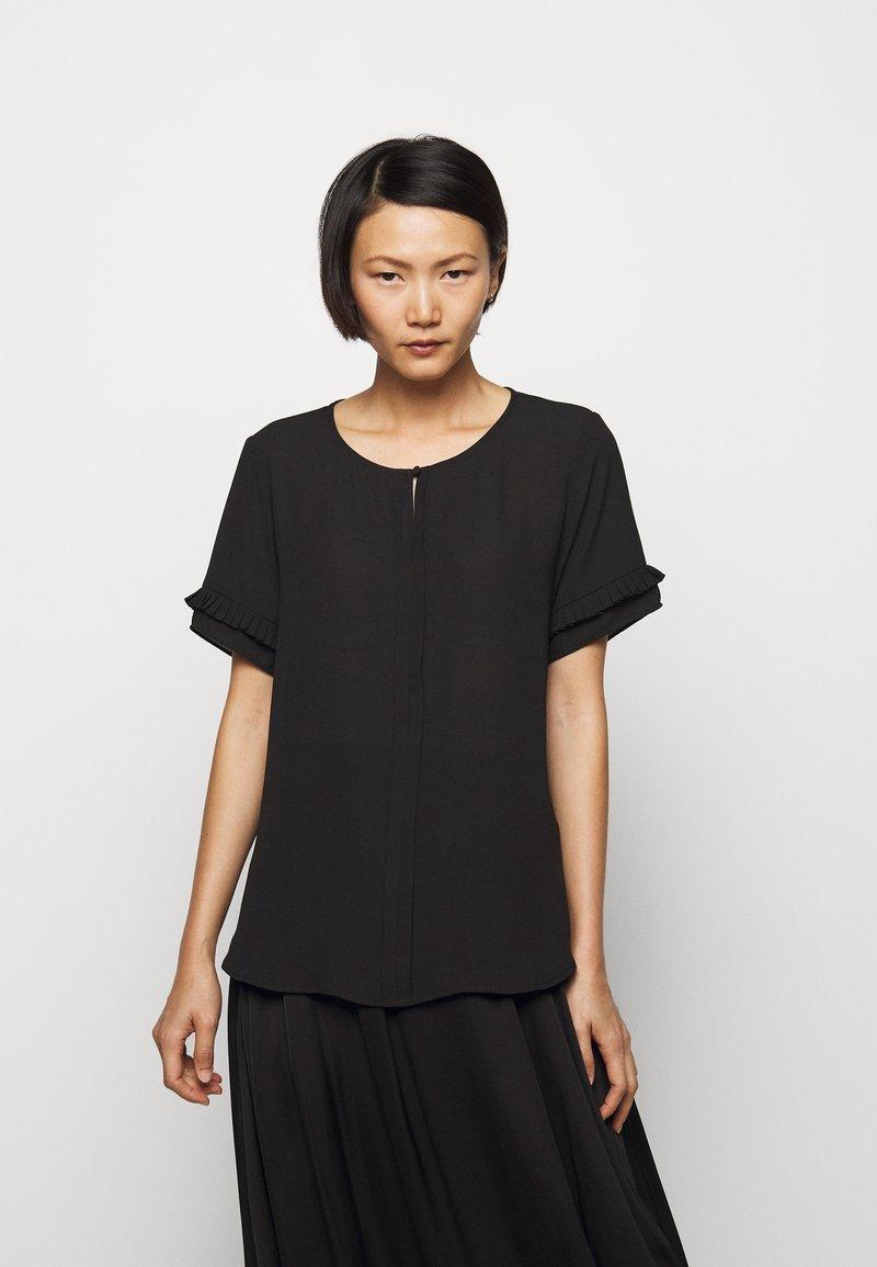 Bruuns Bazaar - CAMILLA SIKE  - Blouse - black