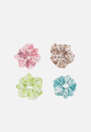 ONLELLIE 4 PACK SCRUNCHIE - Hair styling accessory - baroque rose