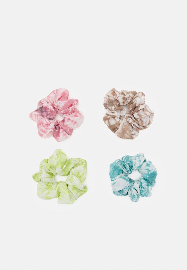 ONLELLIE 4 PACK SCRUNCHIE - Accessori capelli - baroque rose