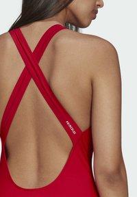 adidas Originals - Swimsuit - red - 5