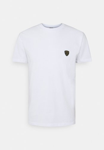 MAN CREW - Basic T-shirt - ghiaccio
