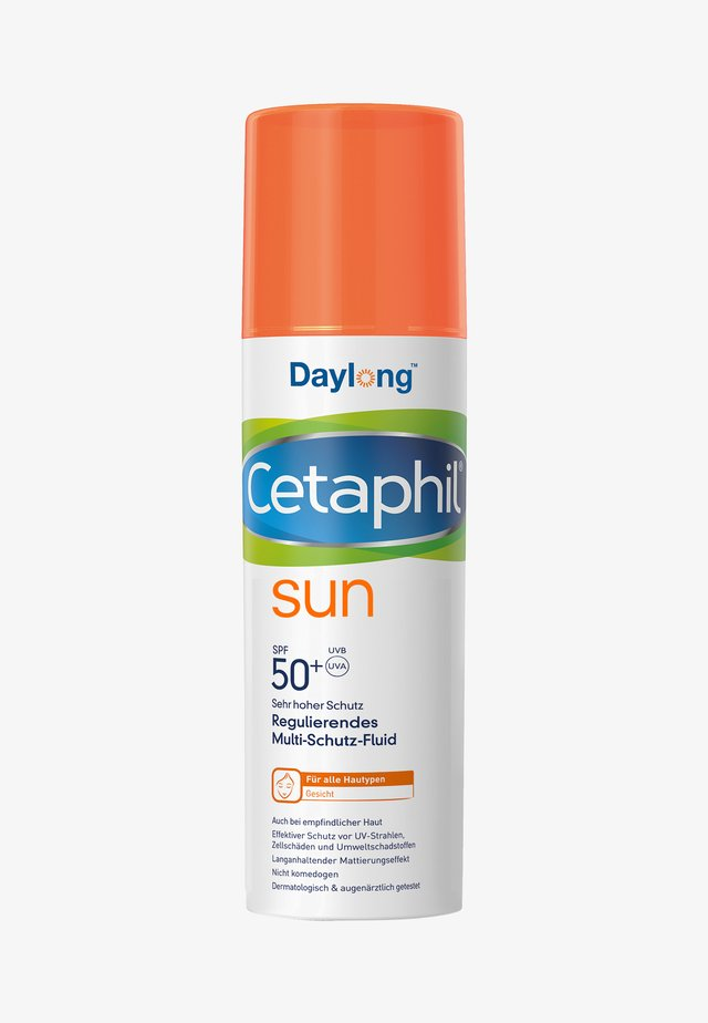 SUN DAYLONG MULTISCHUTZ-FLUID SPF 50+ - Sun protection - -