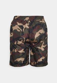 Mennace - CAMO PULL ON - Shorts - khaki - 6